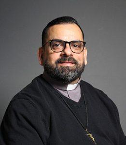 Fr. Sal Gonzalez, OMI